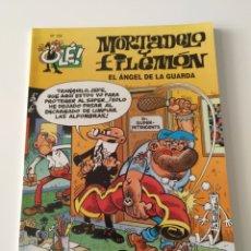 Cómics: MORTADELO Y FILEMÓN - OLÉ 123 - EL ÁNGEL DE LA GUARDA. Lote 189094451