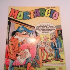 Cómics: MORTADELO - 124 - EDIT EDICIONES B - 1989. Lote 179126712