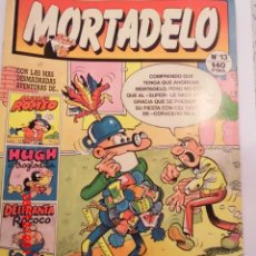 Cómics: MORTADELO - 13 - EDIT EDICIONES B - 1987. Lote 179126730