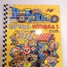 Cómics: MORTADELO ESPECIAL - FORMULA 1 -TAPA DURA - EDIT EDICIONES B - 2006. Lote 179126737