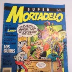 Cómics: SUPER MORTADELO - 74 - EDICIONES B - 1987. Lote 179126760
