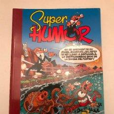 Cómics: SUPER HUMOR POCKET RUSTICA Nº 1. TAMAÑO 17 X 24. EDICIONES B 1ª EDICION 2015 . Lote 179158015