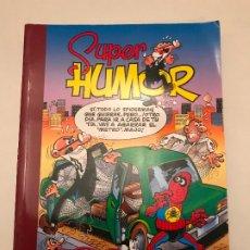 Cómics: SUPER HUMOR POCKET RUSTICA Nº 3. TAMAÑO 17 X 24. EDICIONES B 1ª EDICION 2015 . Lote 179158043