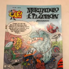 Cómics: COLECCION OLE Nº 197. MORTADELO Y FILEMON. BROMMM. EDICIONES B 2014. Lote 179159755