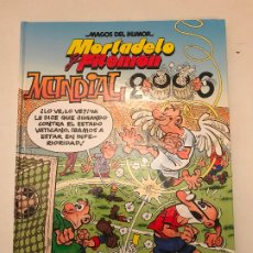 Cómics: MAGOS DEL HUMOR Nº 110. MUNDIAL 2006. EDICIONES B 1ª EDICION 2006. Lote 179159813