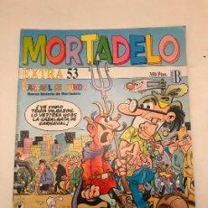 Cómics: MORTADELO EXTRA 53. CON SPORTY, PAFMAN Y SUPERLOPEZ. EDICIONES B 1995. Lote 179160016