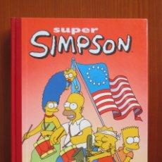 Cómics: SUPER SIMPSON. Nº 4. EDICIONES B - 3ª EDICIÓN ABRIL 2000. Lote 179183341
