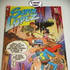 Fumetti: SUPER LOPEZ Nº 1, ED. B AÑO 1987, REVISTA. Lote 179202033