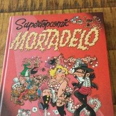 Cómics: MORTADELO-SUPERTOPCOMIC 3-EDICIONES B -GRUPO ZETA - FRANCISCO IBAÑEZ. Lote 179252731