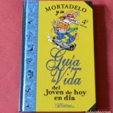 Cómics: MORTADELO - GUIA PARA LA VIDA DEL JOVEN DE HOY EN DÍA - IBAÑEZ. Lote 179866261