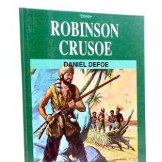 Comics: CLASIC COMICS FAMOSAS NOVELAS ILUSTRADAS 6. ROBINSON CRUSOE (DANEL DEFOE / JUAN ESCANDELL) B, 1991. Lote 180019032