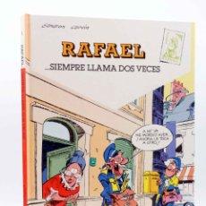 Cómics: RAFAEL 1. …SIEMPRE LLAMA DOS VECES (SANDRON / CAUVIN) B, 1989. Lote 180019122