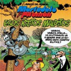 Cómics: MAGOS DEL HUMOR MORTADELO Y FILEMON,18 TOMOS TAPA DURA CIRCULO DE LECTORES. Lote 180088326