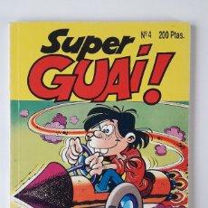 Cómics: SUPERGUAI !!, Nº 4. (EDICIONES B, 1991). PERFECTO ESTADO, COMO NUEVO.. Lote 180147211