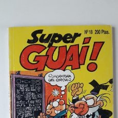 Cómics: SUPERGUAI !!, Nº 18. (EDICIONES B, 1991). PERFECTO ESTADO, COMO NUEVO.. Lote 180147235