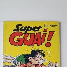 Cómics: SUPERGUAI !!, Nº 8. (EDICIONES B, 1991). PERFECTO ESTADO, COMO NUEVO.. Lote 180147285