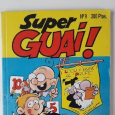 Cómics: SUPERGUAI !!, Nº 9. (EDICIONES B, 1991). PERFECTO ESTADO, COMO NUEVO.. Lote 180147322