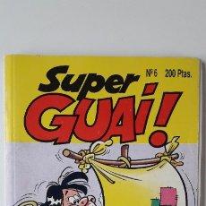 Cómics: SUPERGUAI !!, Nº 6. (EDICIONES B, 1991).. Lote 180147415