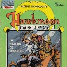 Cómics: HAWKMOON Nº 4 - EDICIONES B - BUEN ESTADO. Lote 180150357
