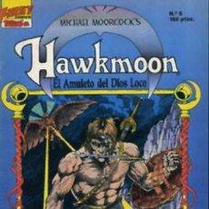 Cómics: HAWKMOON Nº 5 - EDICIONES B . Lote 180150386