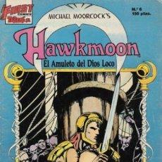 Cómics: HAWKMOON Nº 6 - EDICIONES B - BUEN ESTADO. Lote 180150406