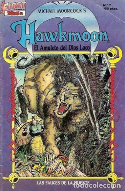 HAWKMOON Nº 7 - EDICIONES B - BUEN ESTADO (Tebeos y Comics - Ediciones B - Otros)
