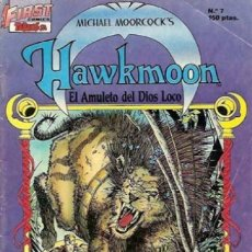 Cómics: HAWKMOON Nº 7 - EDICIONES B - BUEN ESTADO. Lote 180150428