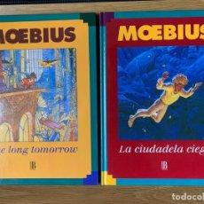 Cómics: MOEBIUS - LOTE 4 TOMOS - EDICIONES B 1994 - 1ª EDICIÓN . Lote 180295445