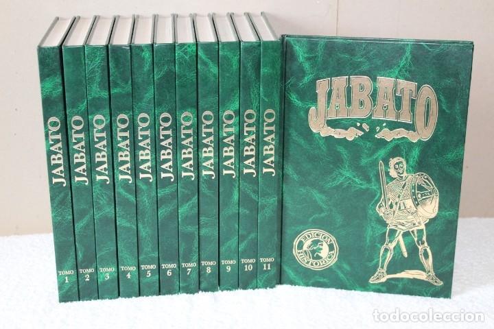 EL JABATO: COLECCION COMPLETA 12 LUJOSOS TOMOS. EDICION HISTORICA - EDICIONES B (FONDOS EDITORIALES) (Tebeos y Comics - Ediciones B - Clásicos Españoles)