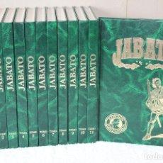 Comics: EL JABATO: COLECCION COMPLETA 12 LUJOSOS TOMOS. EDICION HISTORICA - EDICIONES B (FONDOS EDITORIALES). Lote 180342921