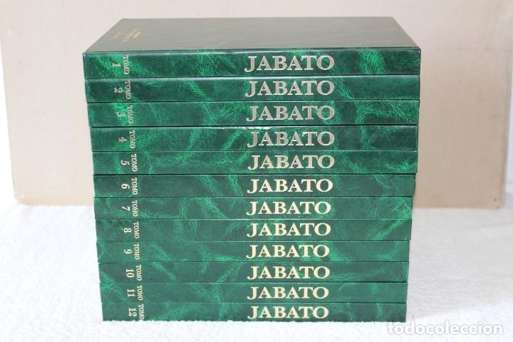 Cómics: EL JABATO: COLECCION COMPLETA 12 LUJOSOS TOMOS. EDICION HISTORICA - EDICIONES B (FONDOS EDITORIALES) - Foto 2 - 180342921