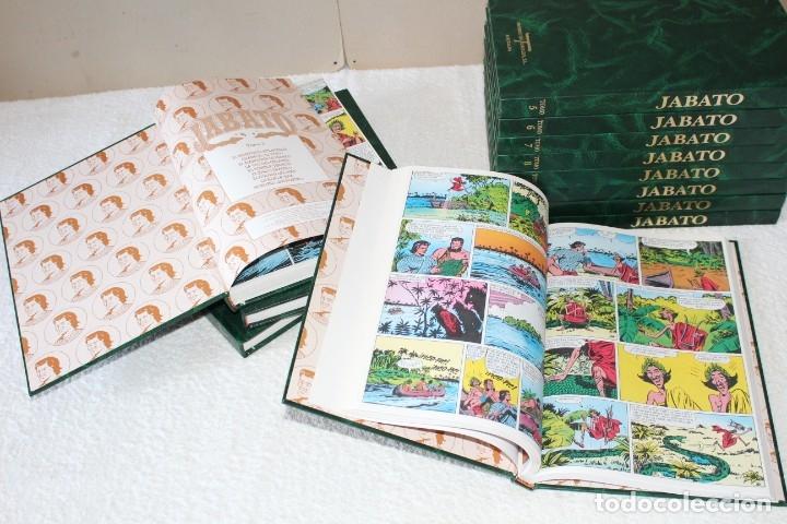 Cómics: EL JABATO: COLECCION COMPLETA 12 LUJOSOS TOMOS. EDICION HISTORICA - EDICIONES B (FONDOS EDITORIALES) - Foto 4 - 180342921