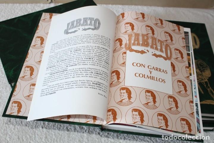 Cómics: EL JABATO: COLECCION COMPLETA 12 LUJOSOS TOMOS. EDICION HISTORICA - EDICIONES B (FONDOS EDITORIALES) - Foto 5 - 180342921
