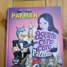 Comics: PAFMAN AGENTE CERO CERO PATATERO. Lote 181022725