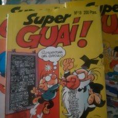 Cómics: TEBEOS-CÓMICS CANDY - SUPER GUAI 18 - AA99 *. Lote 181142456