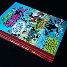 Cómics: EXCELENTE ESTADO SUPER HUMOR MORTADELO 22 EDICIONES B. Lote 181397307