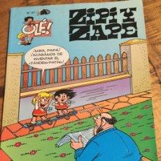 Cómics: ZIPI Y ZAPE OLÉ - N*27 -EDICIONES GRUPO Z. Lote 181527015