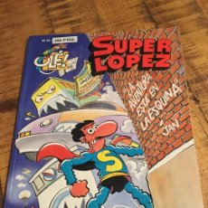 Comics: SUPER LOPEZ N *24 - EDICIONES B - OCTUBRE 1993. Lote 181528083