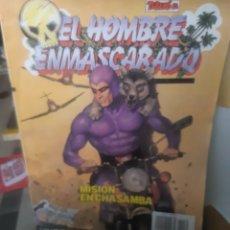 Cómics: TEBEOS-CÓMICS CANDY - EL HOMBRE ENMASCARADO 30 -EL FANTASMA - ED.B - AA99. Lote 181579252