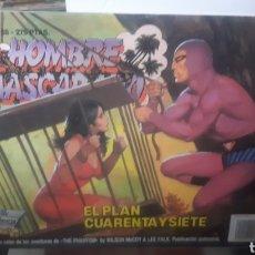 Cómics: TEBEOS-CÓMICS CANDY - EL HOMBRE ENMASCARADO 68 - EL FANTASMA - ED.B - AA99. Lote 181579673