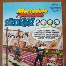 Comics : MORTADELO Y FILEMON SIDNEY 2000 - EDICION ESPECIAL ZETA MULTIMEDIA. Lote 180252571