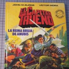 Comics: EL CAPITAN TRUENO 1. LA REINA BRUJA DE ANUBIS. Lote 181987881