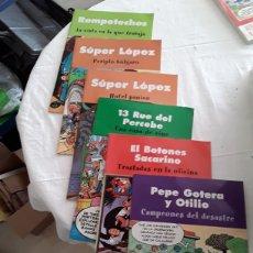 Cómics: LOTE 6 COMICS EDICIONES B. Lote 182208378