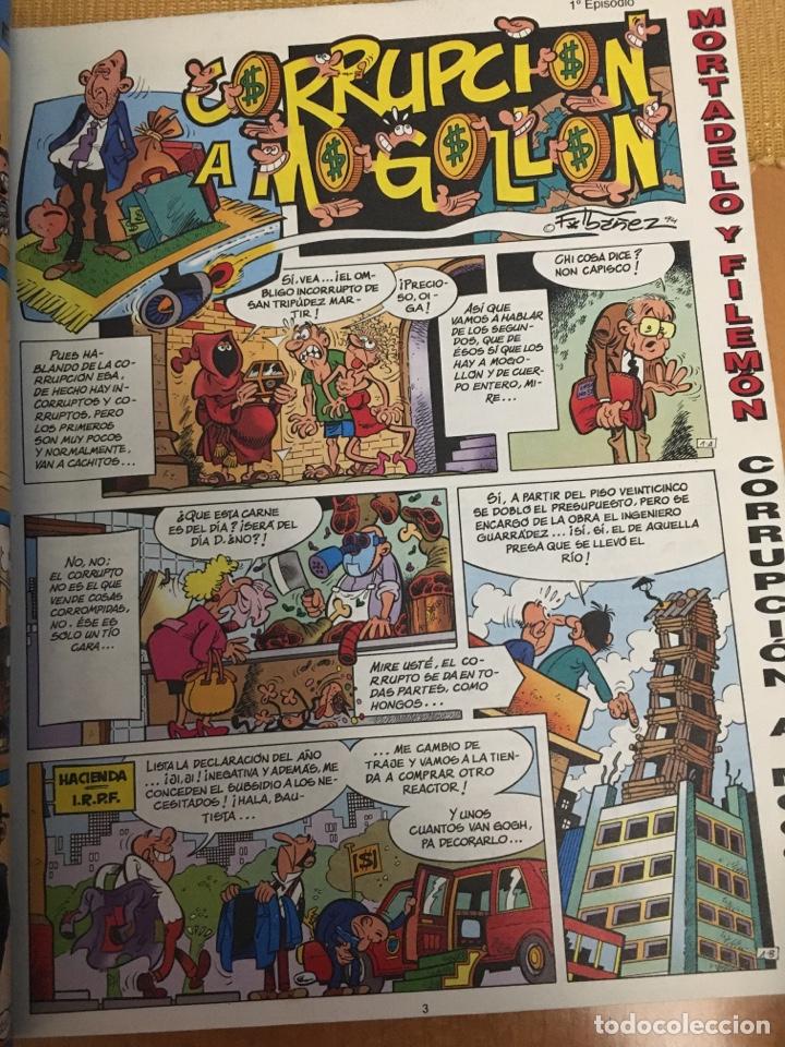 Cómics: MORTADELO Y FILEMÓN . Super rey del humor mum 5 - Foto 3 - 182236431