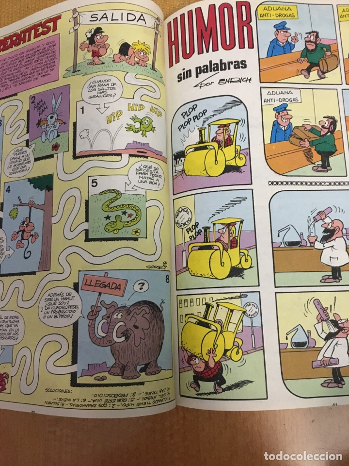 Cómics: MORTADELO Y FILEMÓN . Super rey del humor mum 5 - Foto 6 - 182236431