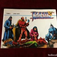 Cómics: TOMO I FLASH GORDON 1934 1937 EDICION HISTORICA EDICIONES B TAPA DURA. Lote 182247487