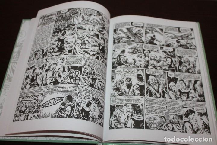 Cómics: las aventuras de capitan trueno numero 22 editorial planeta deagostini - Foto 3 - 182431982