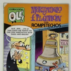 Cómics: MORTADELO Y FILEMÓN EDICIONES B. Lote 182509693