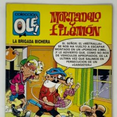 Cómics: MORTADELO Y FILEMÓN EDICIONES B. Lote 182509790
