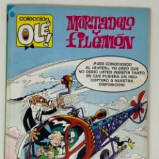 Cómics: MORTADELO Y FILEMÓN EDICIONES B. Lote 182509873